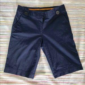 Tory Burch Chino Bermuda Shorts